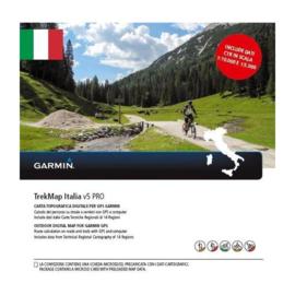 TrekMap Italië v5 PRO (microSD)
