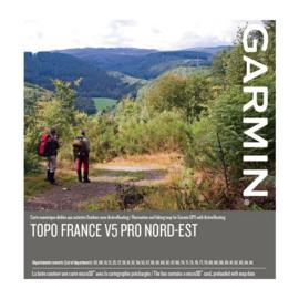 TOPO Frankrijk v5 PRO - Noordoost