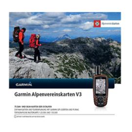 Garmin Alpenvereinskarten V3 (microSD)