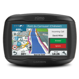 Zumo 395LM Travel Edition