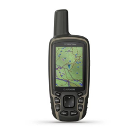 GPSMAP 64sx - Handheld GPS met navigatiesensoren
