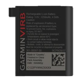 Oplaadbare batterij (VIRB® Ultra)