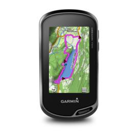 Oregon 750t + camera + WiFi met TopoActive kaart van Europa