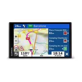 "Camper 780 & Digital Traffic 6,95"" Camper navigatietoestel, Geheel Europa"