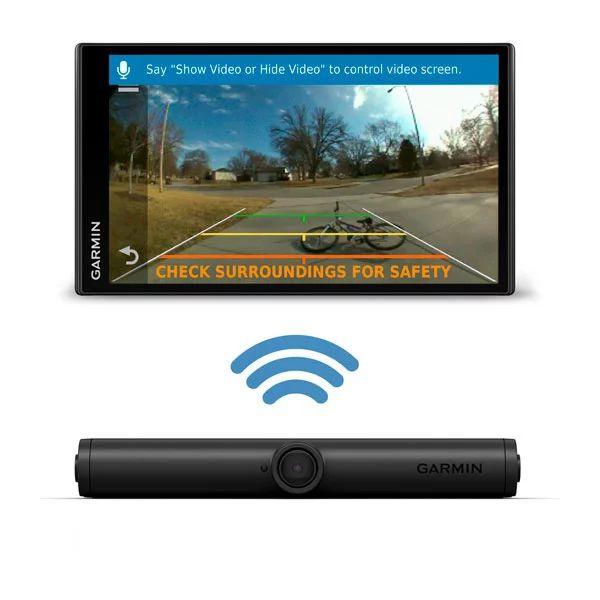 "Camper 780 & Digital Traffic - 6,95"" Camper navigatietoestel met BC™ 40 achteruitrijcamera"
