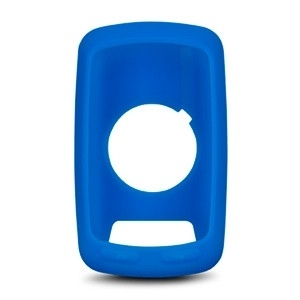 Edge 810/800 Siliconen Hoesje - blauw -