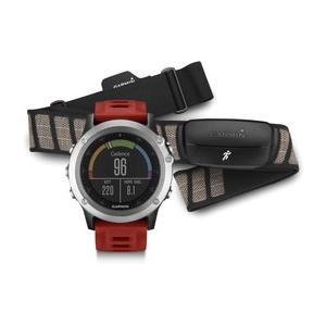 fēnix® 3 (Performer-bundel met Silver-horloge)
