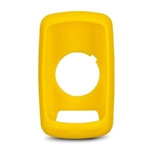 Edge 810/800 Siliconen Hoesje - geel -