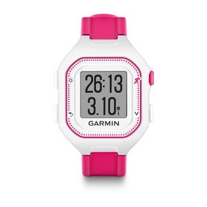 Forerunner 25 Dames (roze/wit)