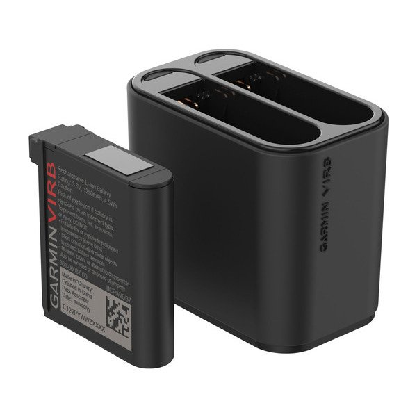 Dubbele batterijoplader (VIRB® Ultra)