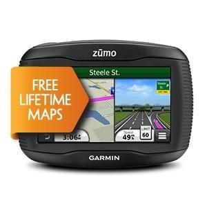 Zumo 340 LM West-Europa