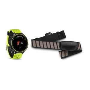Forerunner 230 HRM premium (zwart/geel)