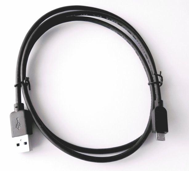 Micro-USB kabel / HighSpeed 2.0 - oplaad/data kabel