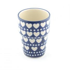 Melk  Mok 240 ml Blue Valentine