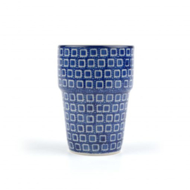 Melk Mok 240 ml Blue Diamond