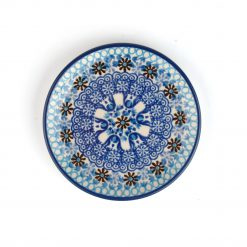 Bord 23,5 cm 2187 Blue Coral