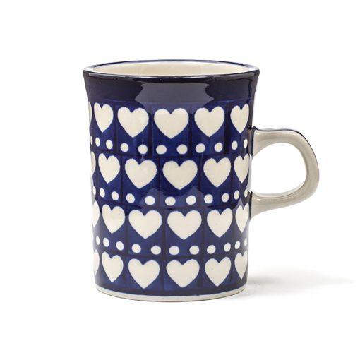 Rechte mok 150 ml Blue Valentine