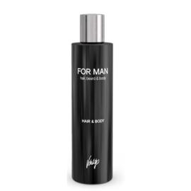 Vitality's For Man Hair & Body -240ml