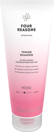 Four Reasons Color Mask Toning Shampoo Rose -250ml