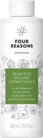 Four Reasons - Sensitive - No Nothing Volume Conditioner 300ml
