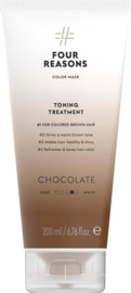 Four Reasons Color Mask Toning Treatment Chocolate -200ml