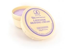 Taylor of Old Bond Street Pot scheercreme 150g Lavender