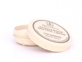 Taylor of Old Bond Street Pot scheercreme 60ml Sandalwood