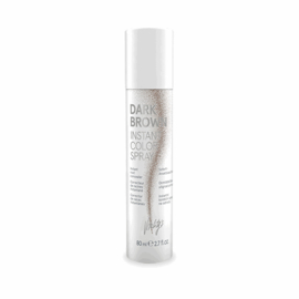 VITALITY'S INSTANT COLOR SPRAY 80ml DARKBROWN