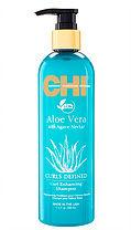 Chi Aloe Vera Shampoo 340ml