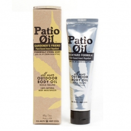 Patio Oil™ - 85gr. (3 Fl.oz) Tube