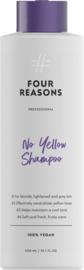 Four Reasons - Professional No Yellow Shampoo -300ml 100% Vegan