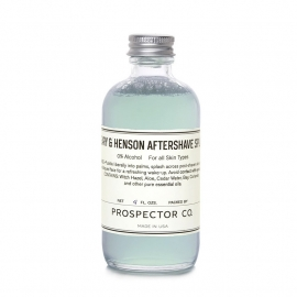 PROSPECTOR PEARY & HENSON AFTERSHAVE 4oz.