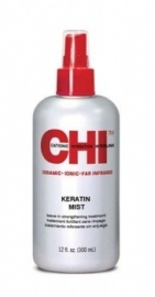 CHI Keratin Mist - Leave In Strengthening Treatment 350ml.