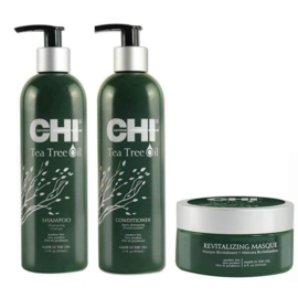 Chi Tea Tree  Oil Revitalizing kit