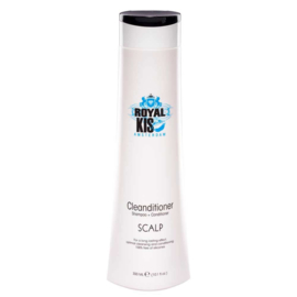 Royal KIS Cleanditioner Scalp  (Shampoo+ Conditioner ) 300 ml