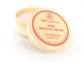 Taylor of Old Bond Street Pot scheercreme 150g Rose
