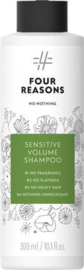 Four Reasons - Sensitive - No Nothing Volume Shampoo 300ml