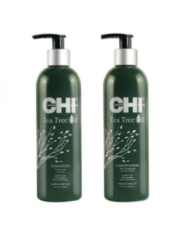 Chi Tea Tree  Oil Duo Shampoo + Conditioner 340ml