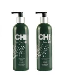 Chi Tea Tree  Oil Duo Shampoo + Conditioner 340ml