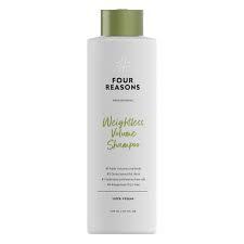 Four Reasons - Professional Weightless Volume Shampoo -300 ml 100% Vegan
