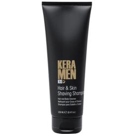 KIS KeraMen Hair & Skin Shaving Shampoo 250 ml