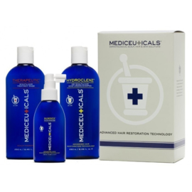 Mediceuticals Hair Restoration Kit Dry (Geel)