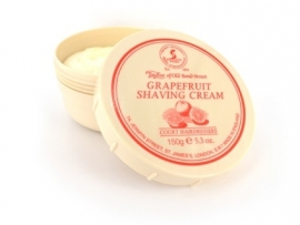 Taylor of Old Bond Street Pot scheercreme 150g Grapefruit