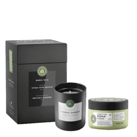 MARIA NILA STRUCTURE REPAIR GIFTBOX SCENTED CANDLE*