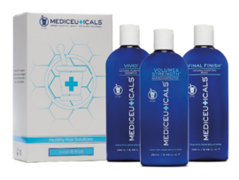 Mediceuticals Healthy Hair Kit (Blauw)