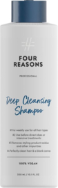 Four Reasons - Professional Deep Cleansing Shampoo -300ml 100% Vegan