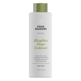 Four Reasons - Professional Weightless Volume Conditioner -300ml 100% Vegan