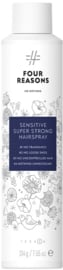Four Reasons - Sensitive - No Nothing Super Strong Hairspray 300ml