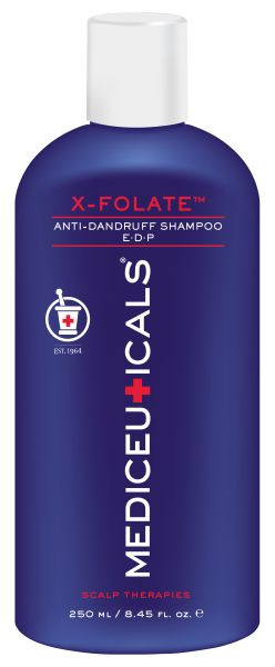 Mediceuticals scalp therapies X-Folate