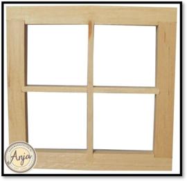 DIY050 4 ruits raam